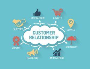 maintain+customer+relation