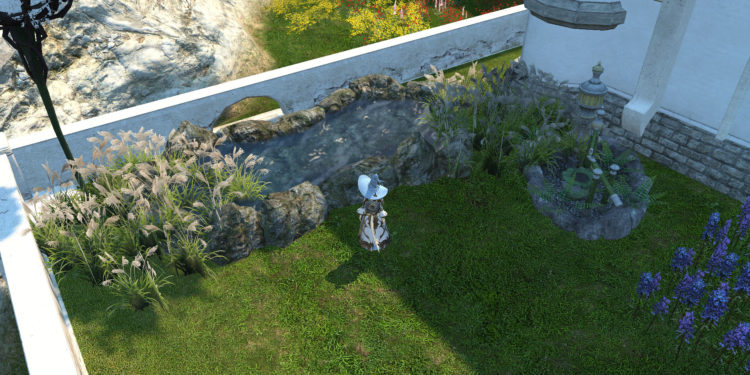 FFXIV Gardening