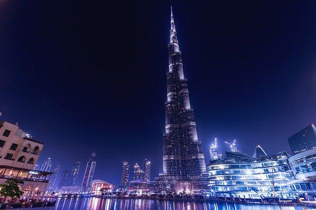 Dubai City Burj Khalifa,