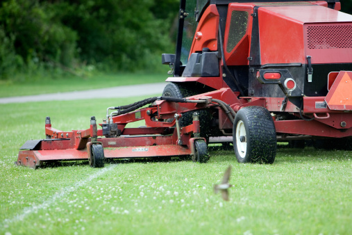 commercial lawn care service Florida