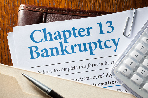 filing chapter 13 bankruptcy