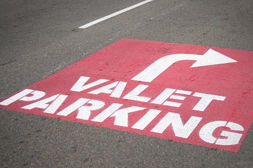 valet parking management