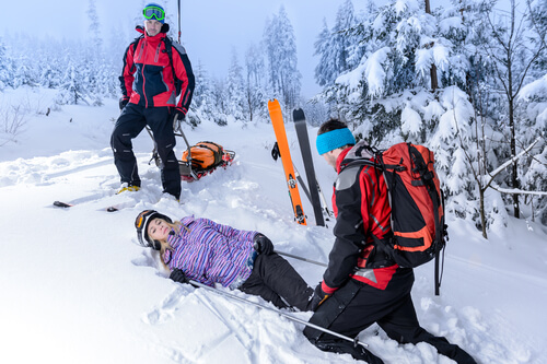 ski accidents