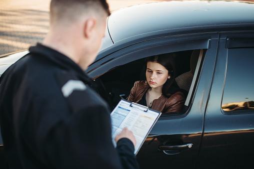 traffic violations tickets