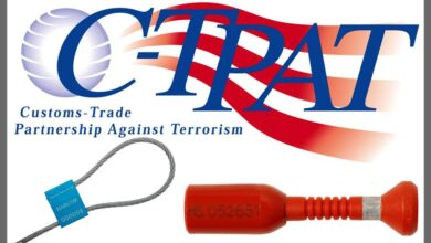 c tpat certified security seals