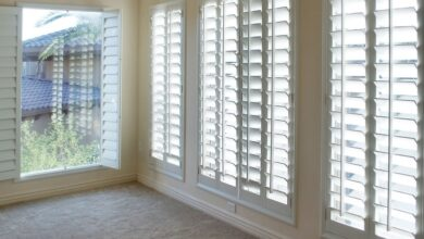 types of window shutters