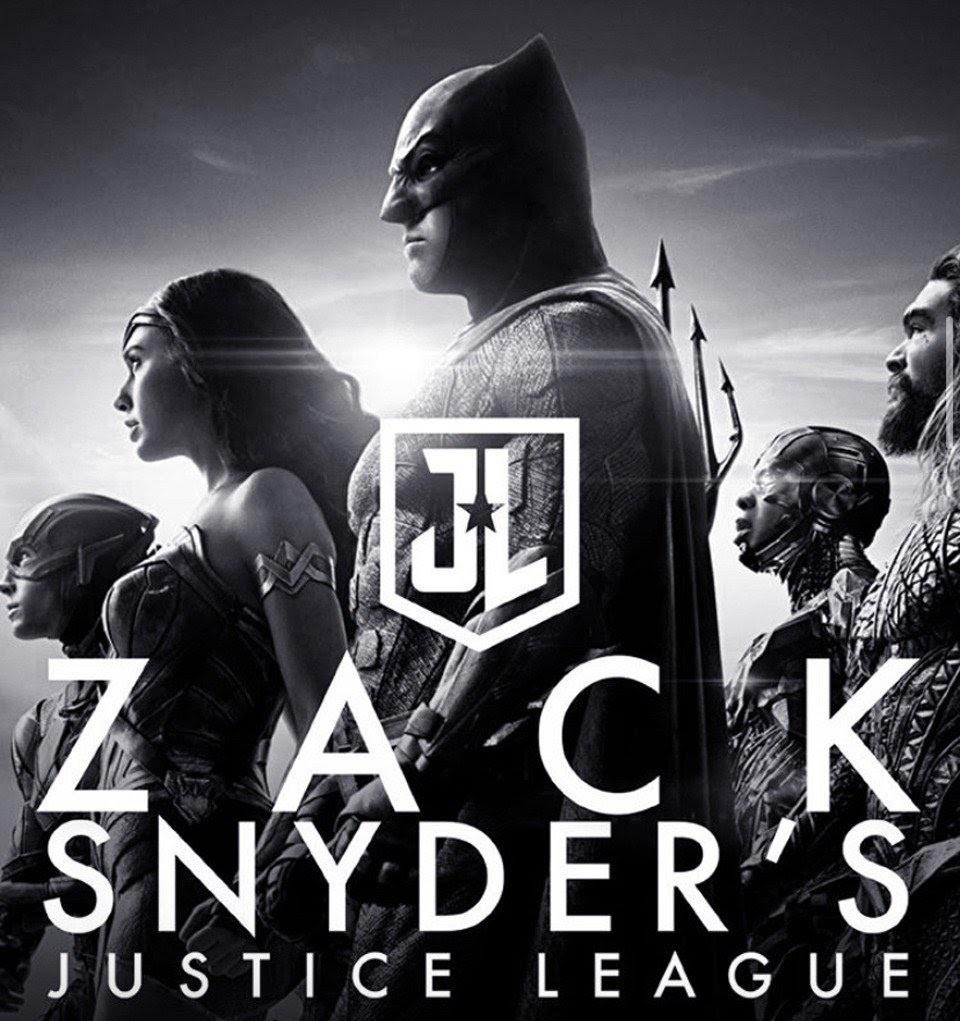 Justice League Snyder Cut 2021