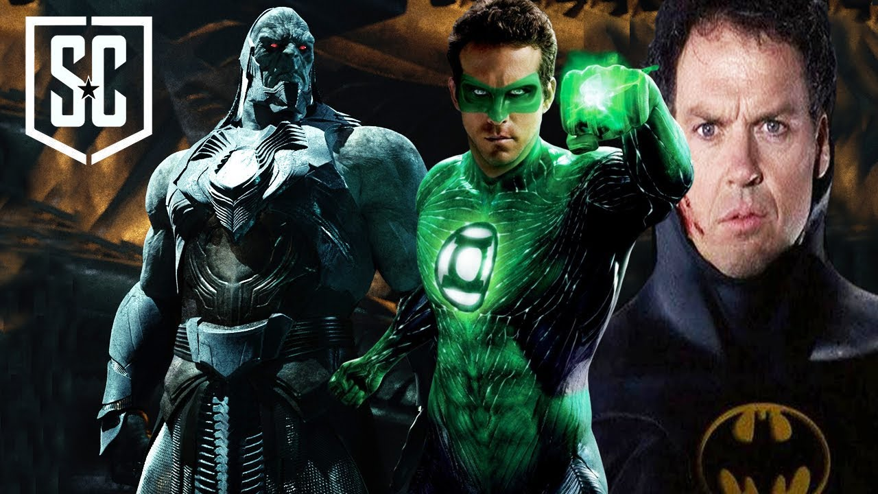 Justice League Green Latern