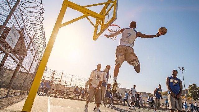 q ball basketball movies