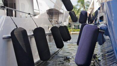 boat dock bumpers