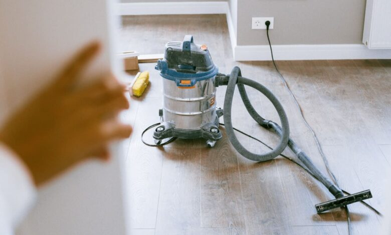 post construction cleaning checklist