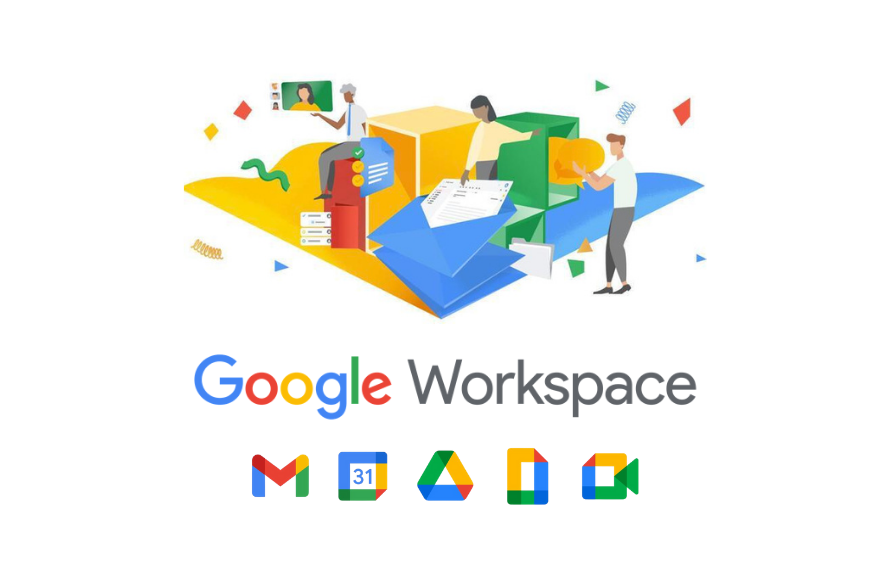 google workspace formerly known as g suites